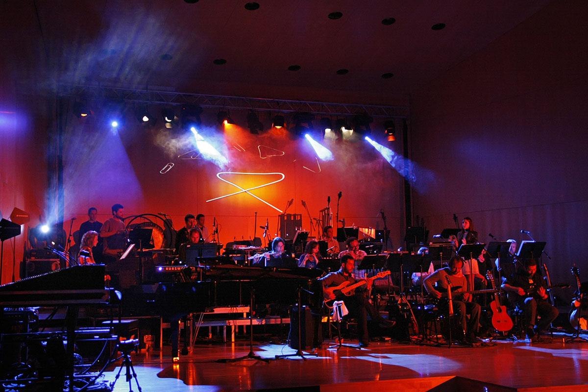 Fadalack en concierto