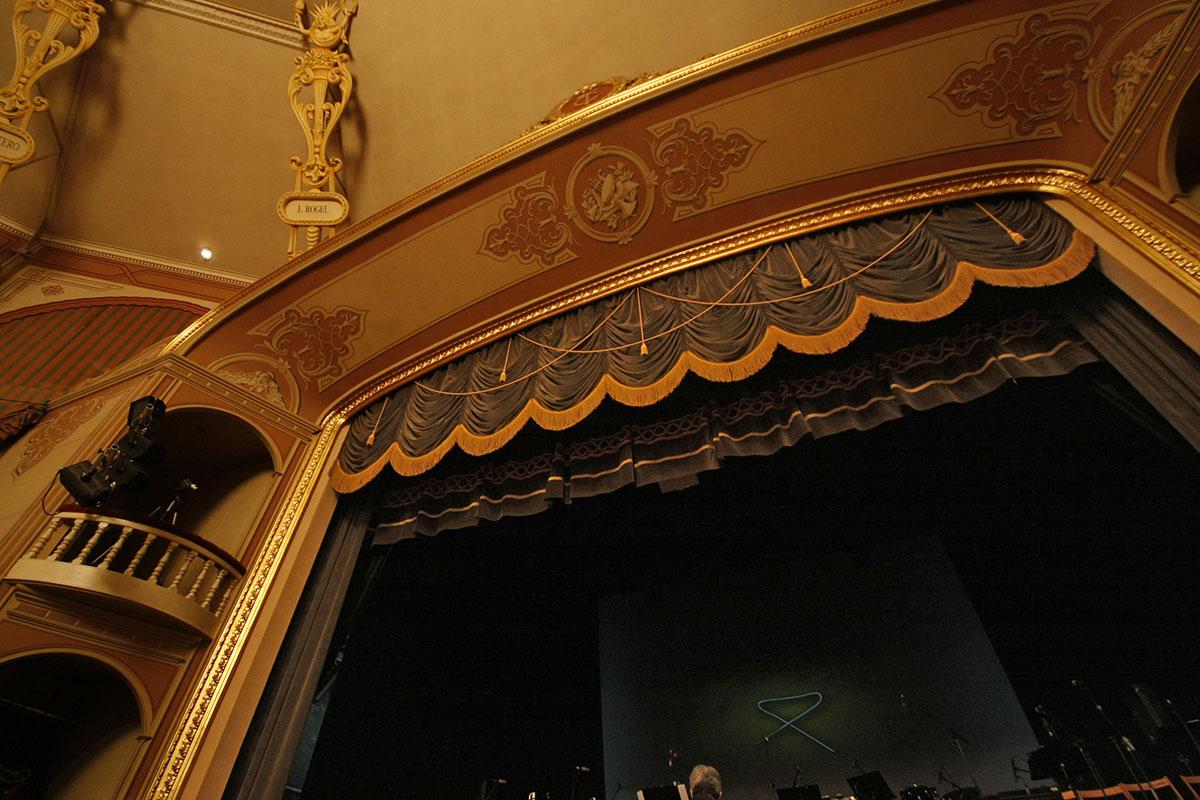 Teatro Circo de Orihuela, un entorno espectacular.