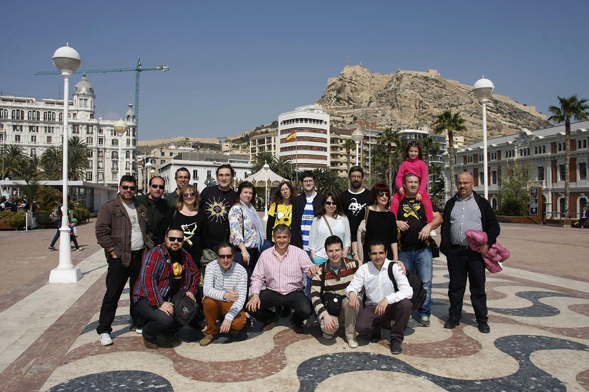 Mikeníficos en Alicante